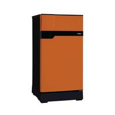 Haier ตู้เย็น 1 ประตู Muse series รุ่น HR-CEQ15 สีส้ม