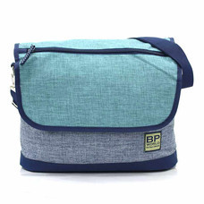 BP WORLD กระเป๋าสะพาย รุ่น B102 สีฟ้า