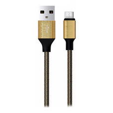 COMMY สายชาร์จ รุ่นDC222 Nylon For Micro USB