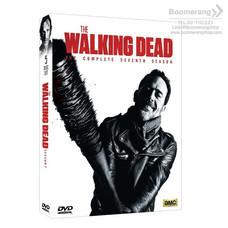 DVD The Walking Dead Season 7 (Boxset 5 ดิสก์)