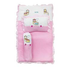 NATUR ที่นอนปิกนิคผ้าขนหนู 22 x 36 นิ้ว สีชมพู