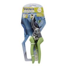 TAKARA DGT2504 กรรไกรตัดกิ่งปากโค้งใบมีดเคลือบเทฟลอน