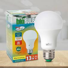 Bio Bulb LED 13 วัตต์ แสงวอร์มไวท์ (MUSHROOM)