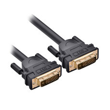 UGREEN รุ่น 11606 สาย DVI 24 + 1 male to male cable gold-plated