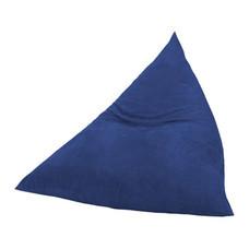 Your Style BeanBag สามเหลี่ยมผ้ากำมะหยี่ น้ำเงิน