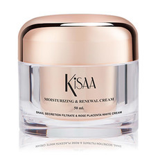 Kisaa Moisturizing & Renewal Cream 50 มล.