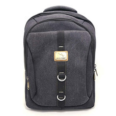 Dolphin bag กระเป๋าเป้ A3013 สีดำ