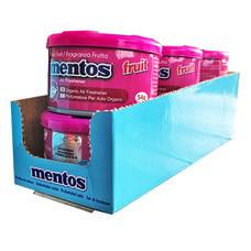 Mentos น้ำหอมออแกนิก แบบแพ็ก (6 ชิ้น/1 แพ็ก)