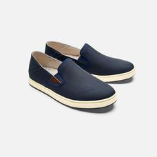 Olukai รองเท้าผู้ชาย 10365-DE18 M-KAHU TRENCHBLUE/OFF WHITE 10 US
