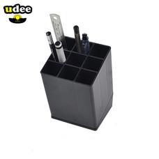 UDEE ช่องเสียบปากกา 9 ช่อง สีดำ