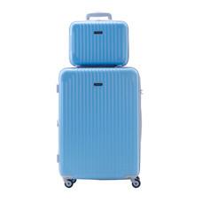 Caggioni เซ็ทกระเป๋าเดินทาง รุ่น Family เซ็ต ขนาด 25 นิ้ว + 12 นิ้ว