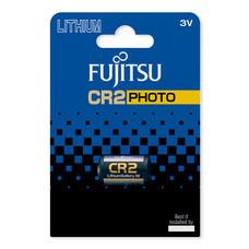 Fujitsu ถ่านลิเธี่ยม CR2(B) 3V. แพ็กละ 1 ก้อน