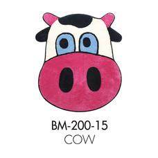 WSP พรมอะครีลิก Funny Mat (55 x 55 ซม.) BM-200-15/Cow