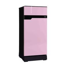 Haier ตู้เย็น 1 ประตู Muse series รุ่น HR-CEQ18 HG สีชมพู
