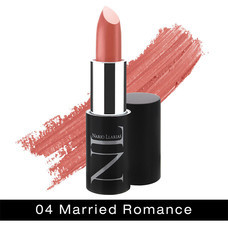 Nario Llarias Secret Glamour Lip Color 4.2 ก. #04 MARRIED ROMANCE