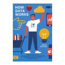 How Data Works + โปสการ์ด