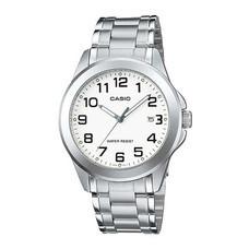 Casio นาฬิกาข้อมือ รุ่น MTP-1215A-7B2DF Silver
