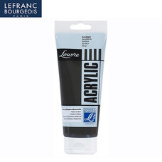 Lefranc&Bourgeois สีอะคริลิค Louvre 200 มล. RAW UMBER