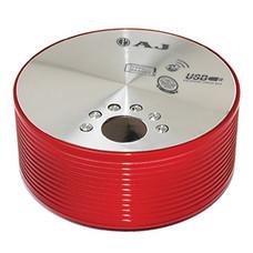 AJ ลำโพง รุ่น AJ-922 FM กำลังขับ:500W USB FM สีแดง