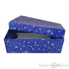 Sugar Daisy กล่องของขวัญพิมพ์ลาย 15 x 21.7 ซม. คละลาย คละสี (แพ็ก 3 กล่อง)