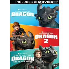 DVD How to Train Your Dragon อภินิหารไวกิ้งพิชิตมังกร (SE) (Part1+2+3)