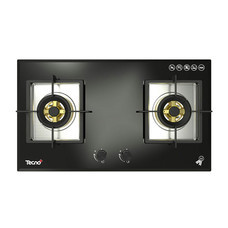 Tecno+ เตาแก๊ส 2 หัวเตา รุ่น TNP HB SOMI 2073 GB