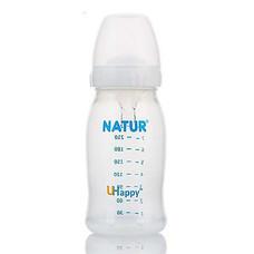 NATUR ขวดปากกว้าง Uhappy 8 ออนซ์