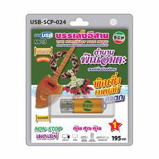 USB MP3 พิณซิ่ง เมดเล่ย์ เบรคแตก ชุด 1