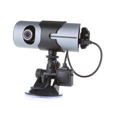 Cam4u กล้องติดรถยนต์ รุ่น R300 Grey