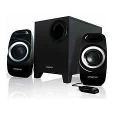 Creative Speaker SBS Inspire T3300 2.1 Channel BK