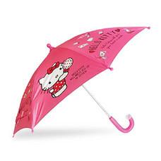 ร่มเด็กยาว ลายลิขสิทธิ์ Hello Kitty ลายเดี่ยว