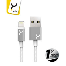 Why Lightning 1 ม. Welle Silver