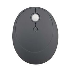 Mofii เม้าส์ไร้สาย 2.4 GHz และ Bluetooth รุ่น CUTE Grey