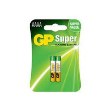 GP ถ่าน รุ่น Super Alkaline AAAA 2 ก้อน
