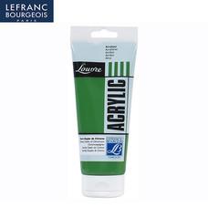 Lefranc&Bourgeois สีอะคริลิค Louvre 200 มล. GREEN OXIDE OF CHORMIUM