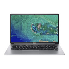 Acer Notebook Swift SF515-51T-73CE i7-8565U 16G 512G UMA W10 S Pure Silver (NX.H7QST.002)