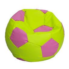 Your Style โซฟาบีนแบ็กฟุตบอล เขียว-ชมพู
