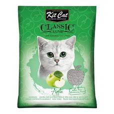 Kit Cat ทรายแมว สูตร Apple 10 ลิตร