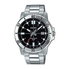 Casio นาฬิกาข้อมือ รุ่น MTP-VD01D-1EVUDF Silver