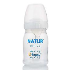 NATUR ขวดปากกว้าง Uhappy 4 ออนซ์