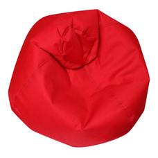 Your Style บีนแบ็กทรงกลมขนาด 50 ซม ผ้าPVC รุ่น 600D สีแดง