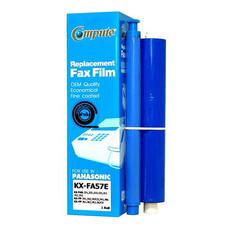 COMPUTE ฟิล์มแฟกซ์ FAX FILM for Panasonic KA-FA 57E แพ็ก 2 ม้วน (กล่องละ 1 ม้วน X 2กล่อง)
