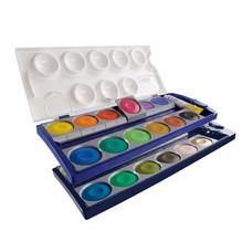 Pelikan Opaque Paint Box 735K/24 Colors