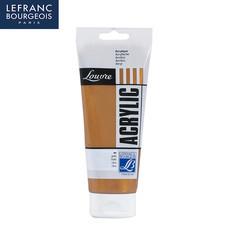 Lefranc&Bourgeois สีอะคริลิค Louvre 200 มล. GOLD