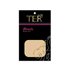 TER miracle press puff rectangle 40x50 มม.