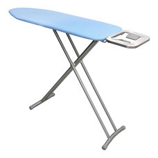 Kantareeya โต๊ะรีดผ้า 10 ระดับ ขา T คู่