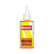 Compute หมึกเติม รุ่น Brother 120CC Yellow