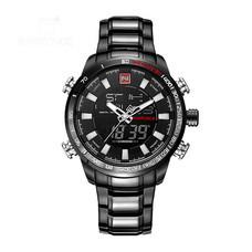 Naviforce นาฬิกา รุ่น NF9093M สีดำ
