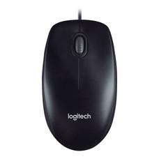 Logitech Mouse M100r Black