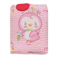 Little Wacoal penguin baby blanket pink colour ไซส์ 30 x 40 นิ้ว